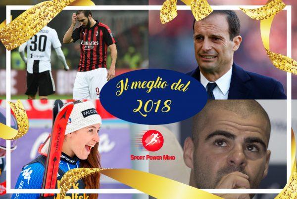 il meglio dello sport 2018 Sport Power Mind