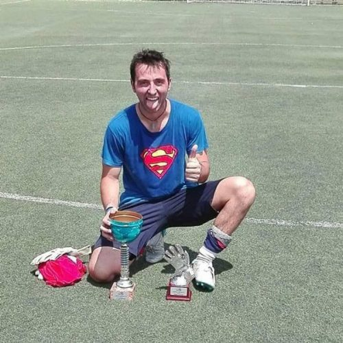 Alex Capogrosso - Testimonial Sport Power Mind