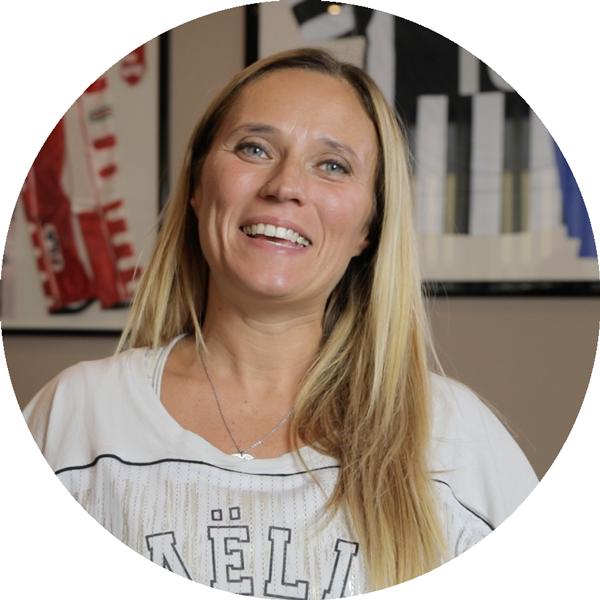 Katia Carpani testimonianza scuola coach master ISMCI