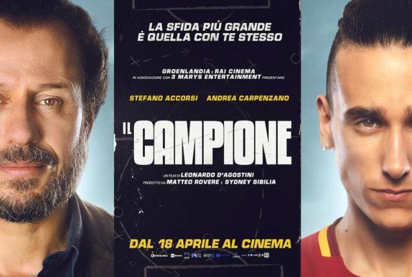 Recensione Il Campione film 2019