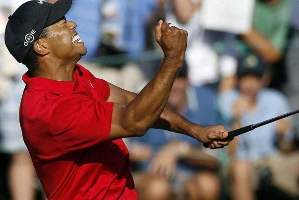 Tiger Woods storia