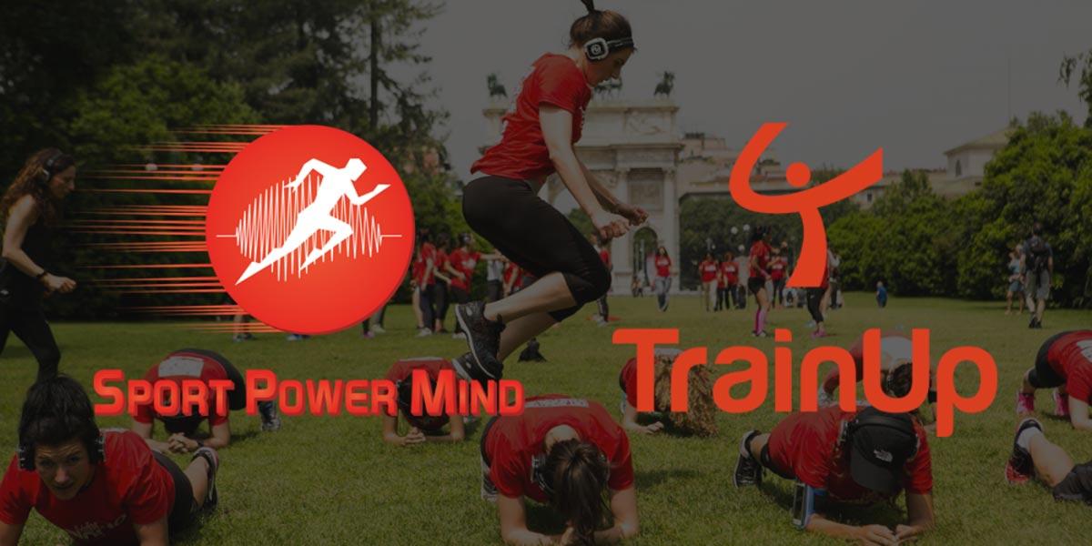 TrainUp e Sport Power Mind