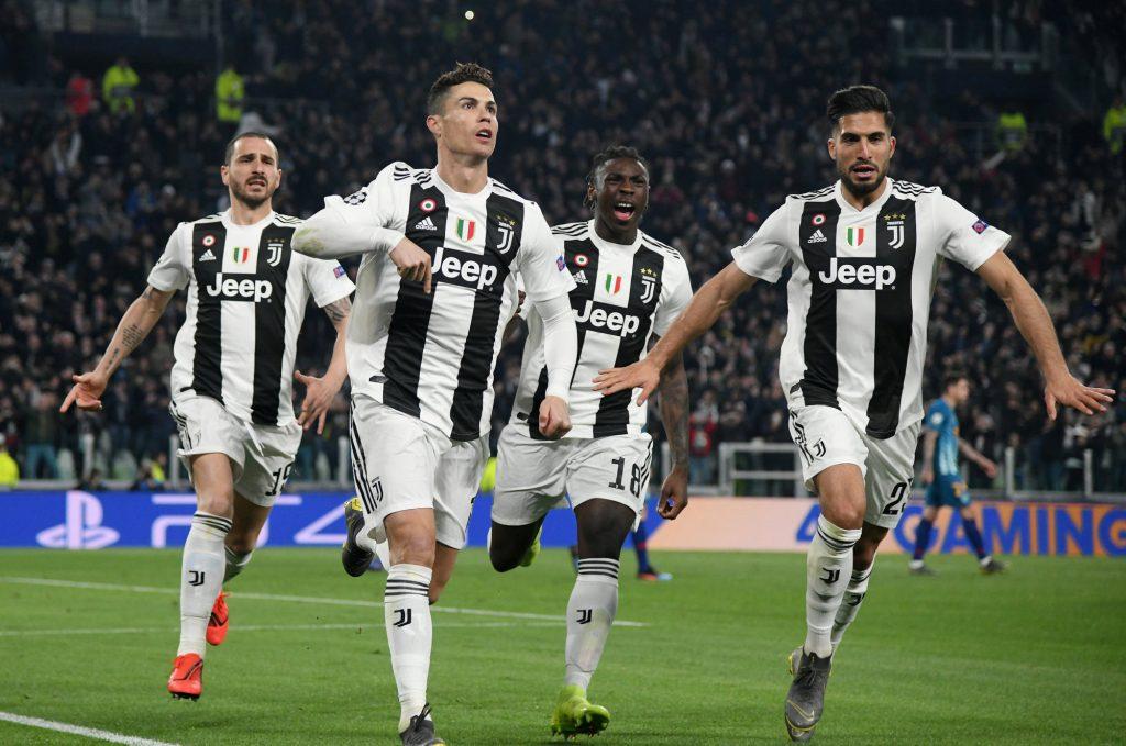 Champions League - Round of 16 Second Leg - Juventus v Atletico Madrid