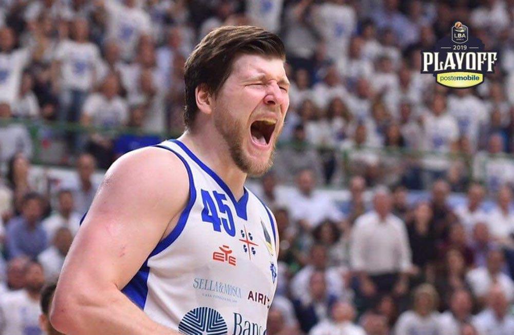 Dinamo Sassari in finale basket