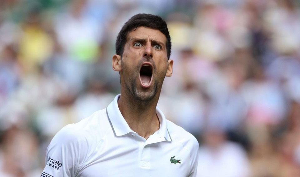 Djokovic il potere della visualizzazione