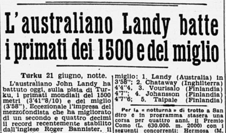 John Landy