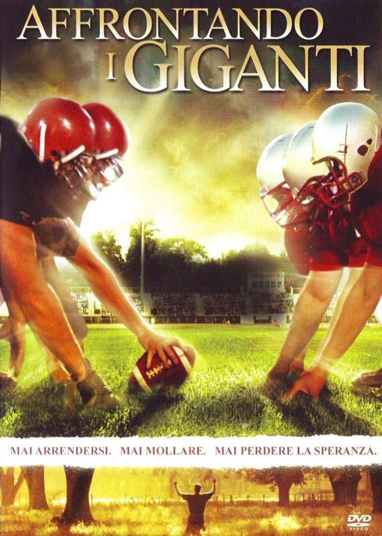 Affrontando i giganti FILM per appassionati di sport