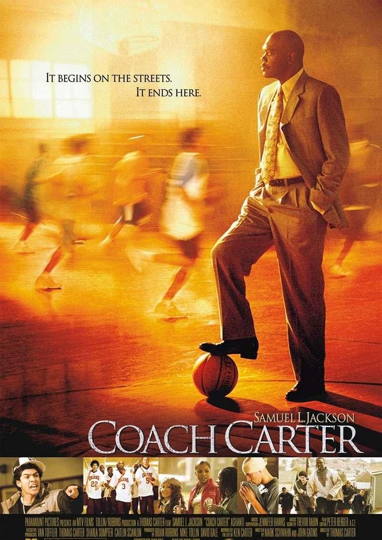 Coach Carter FILM per appassionati di sport