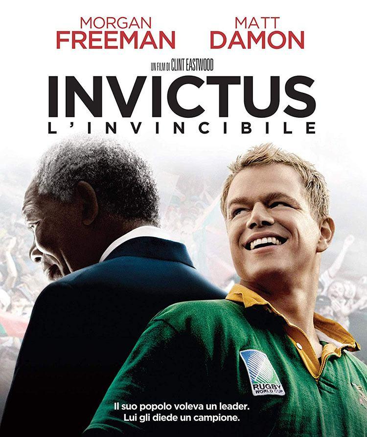 Invictus FILM su atteggiamento mentale