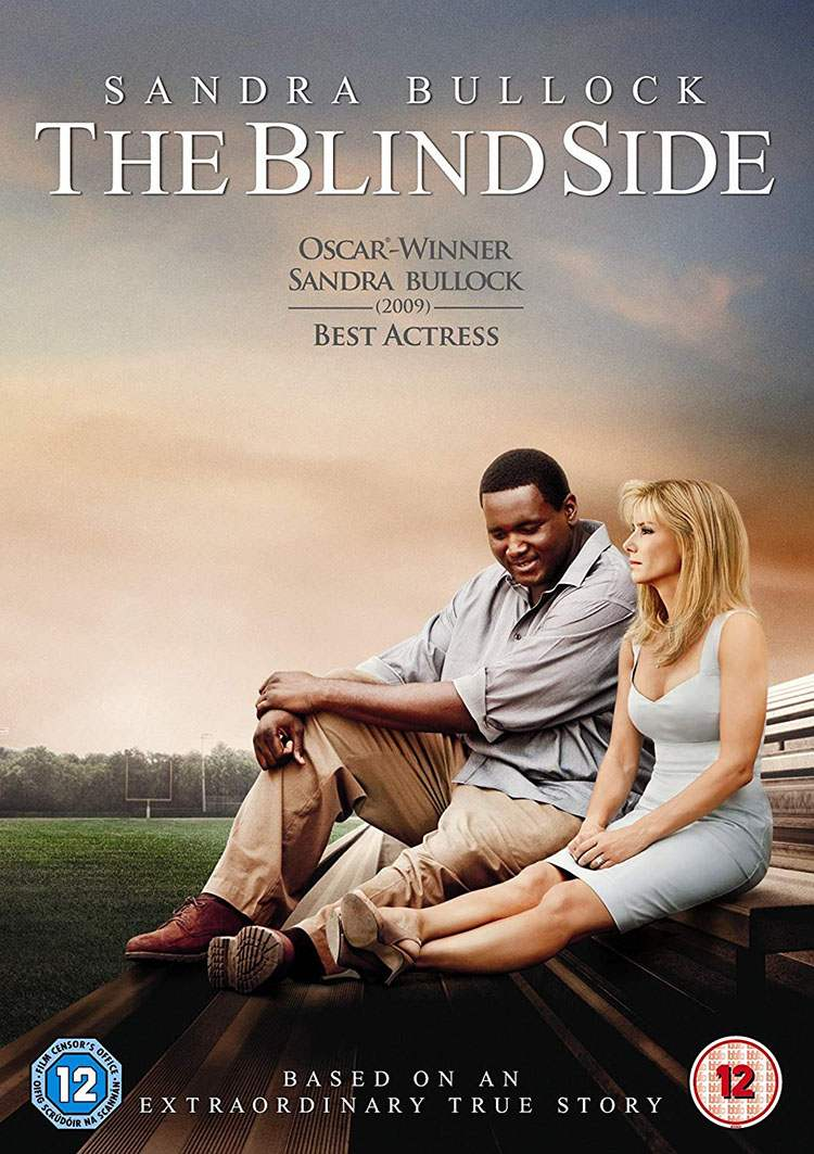 The blind side FILM su atteggiamento mentale