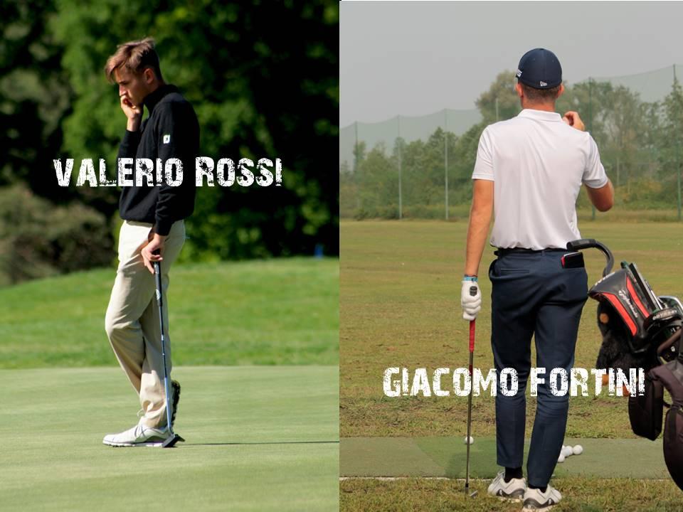 Valerio Rossi e Giacomo Fortini