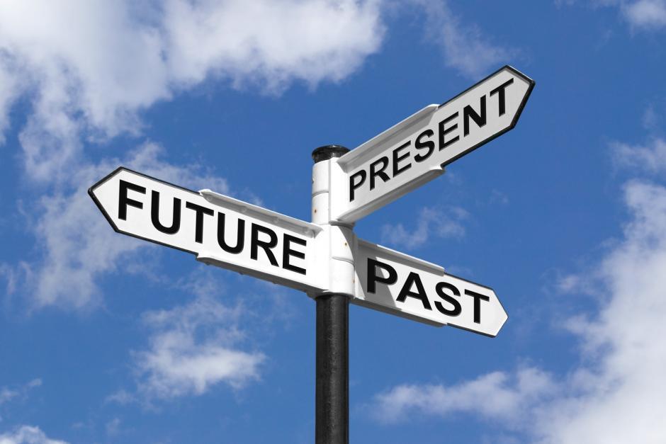 passato presente futuro